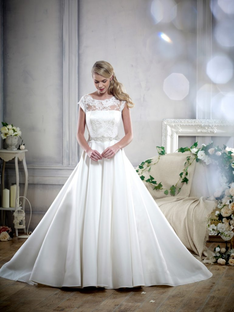Wedding Dresses Colchester. Captivating by Nicola Anne. Available from Fairytale Bride 17 Market Hill Coggeshall Colchester Essex CO61TS 01376 743121