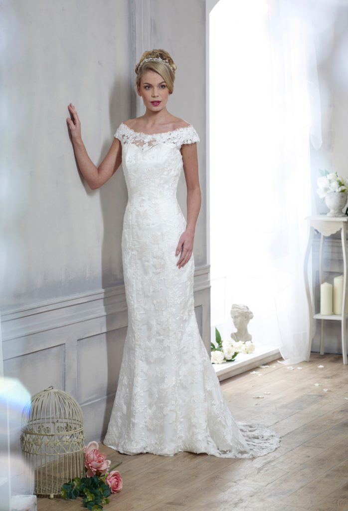Wedding Dresses Colchester. Entice by Nicola Anne. Available from Fairytale Bride 17 Market Hill Coggeshall Colchester Essex CO61TS 01376 743121