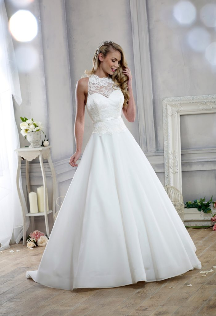 Wedding Dresses Colchester. Heart by Nicola Anne. Available from Fairytale Bride 17 Market Hill Coggeshall Colchester Essex CO61TS 01376 743121