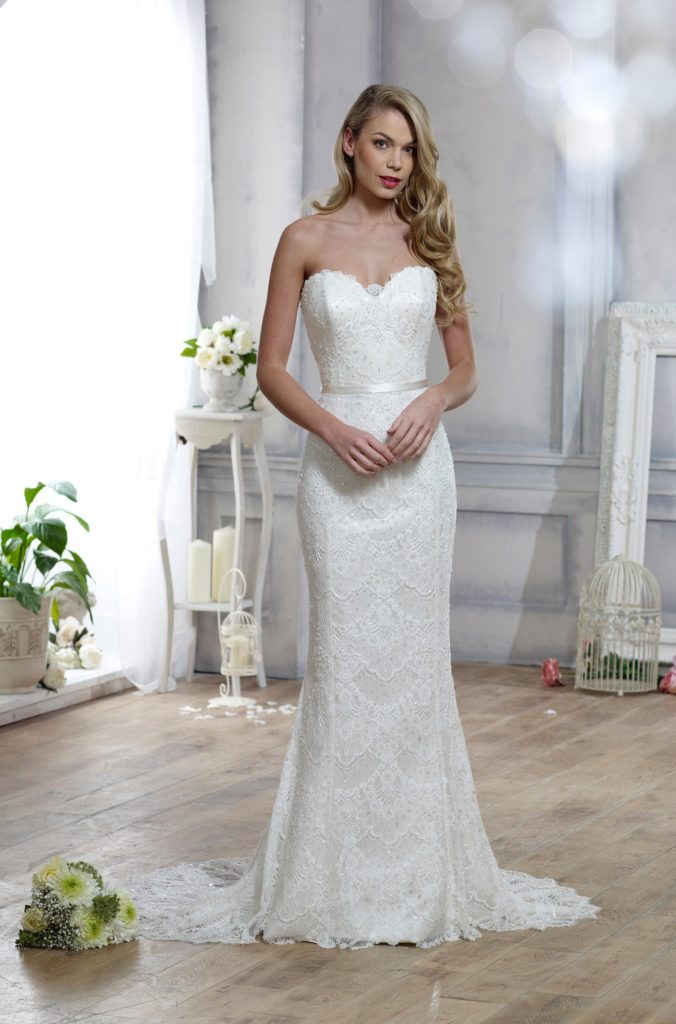 Wedding Dresses Colchester. Mystical by Nicola Anne. Available from Fairytale Bride 17 Market Hill Coggeshall Colchester Essex CO61TS 01376 743121