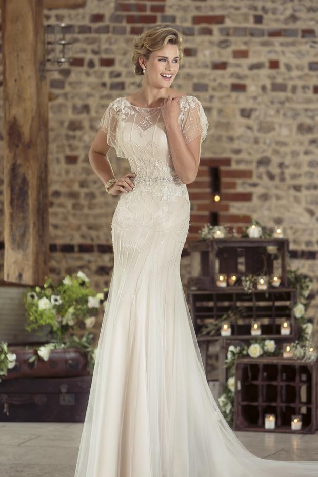 Colchester wedding dresses by True Bride. Available from Fairytale Bride 17 Market Hill Coggeshall Colchester Essex CO61TS 01376 743121