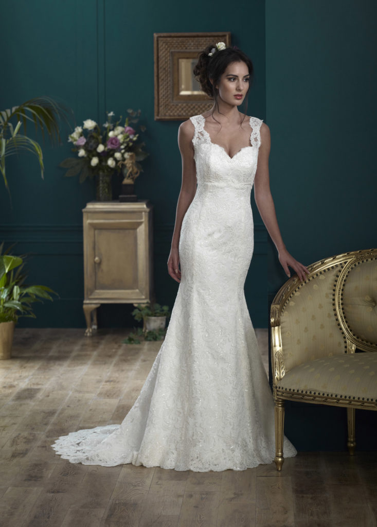 Wedding Dresses Colchester. Windsor by Nicola Anne. Available from Fairytale Bride 17 Market Hill Coggeshall Colchester Essex CO61TS 01376 743121