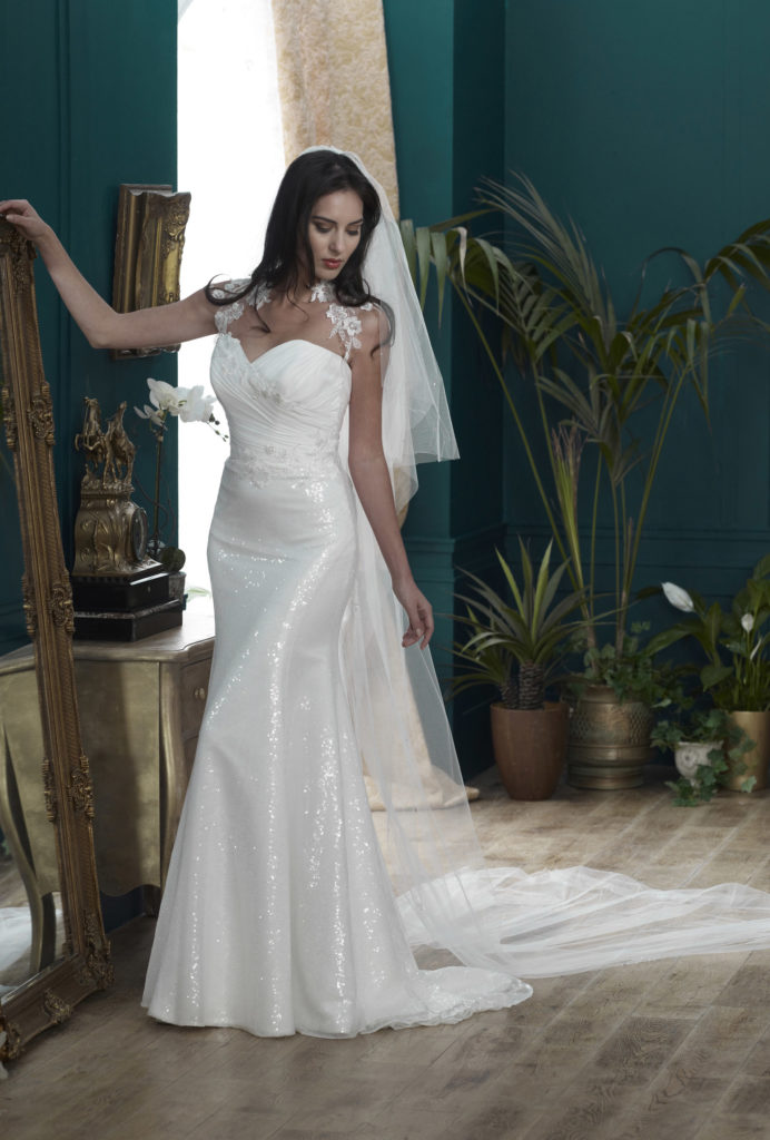 Wedding Dresses Colchester Woburn by Nicola Anne. Available from Fairytale Bride 17 Market Hill Coggeshall Colchester Essex CO61TS 01376 743121