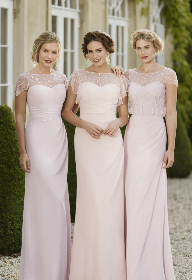 Bridesmaid Dress Competition!