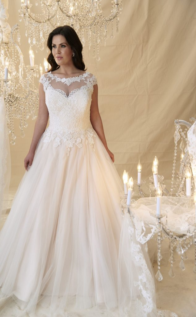 Callista Monet now at Fairytale Bride