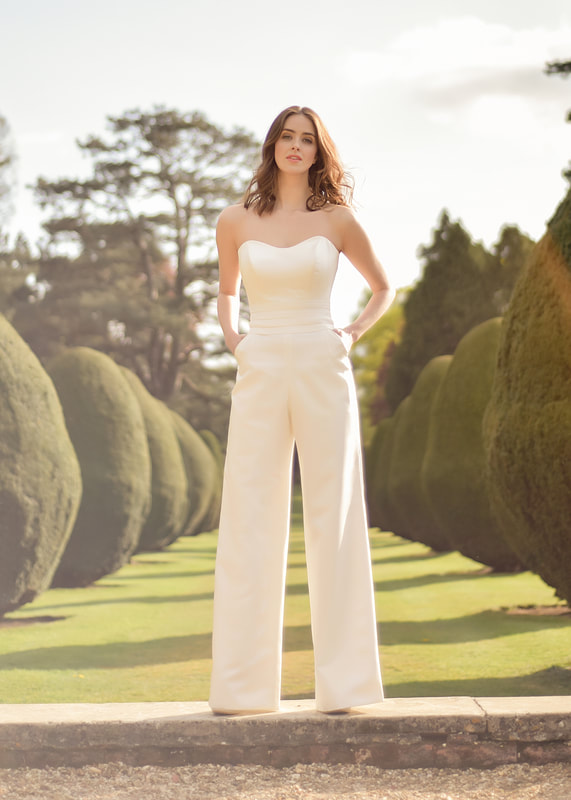 Romance Jumpsuit with Orla Belt
