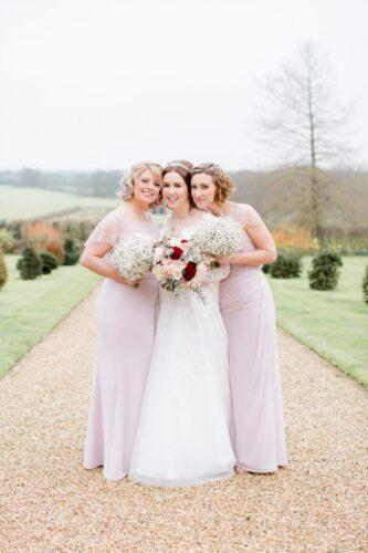Amy & Gordons Wedding 2019 - Luna Bridesmaids Claire & Vicky7