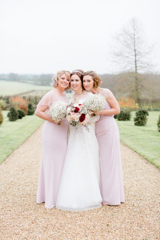 Amy & Gordons Wedding 2019 - Luna Bridesmaids Claire & Vicky7