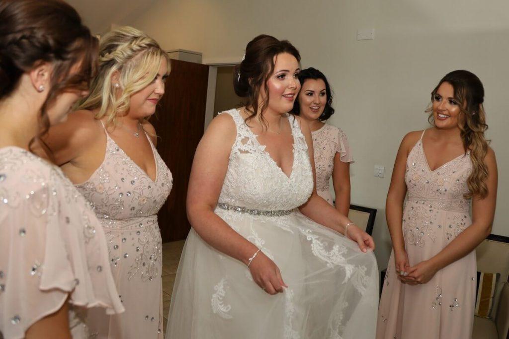 Anna's Wedding featuring San Tropez by Callista Bride from Fairytale Bride 01376 743121 (12)