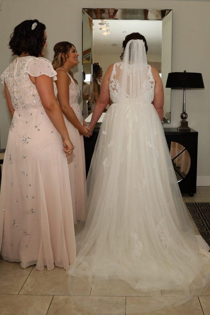 Anna's Wedding featuring San Tropez by Callista Bride from Fairytale Bride 01376 743121 (14)