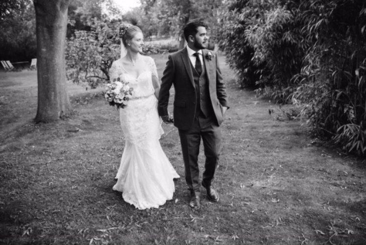 Hannah's wedding featuring W225 by True Bride and Leonie in Mocha by Luna Bridemaids from Fairytale Bride 01376 743121 (7)