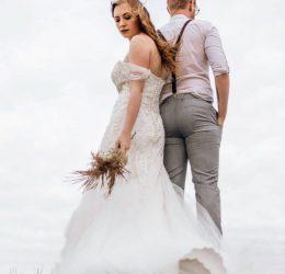 Modelling Saffron by True Bride
