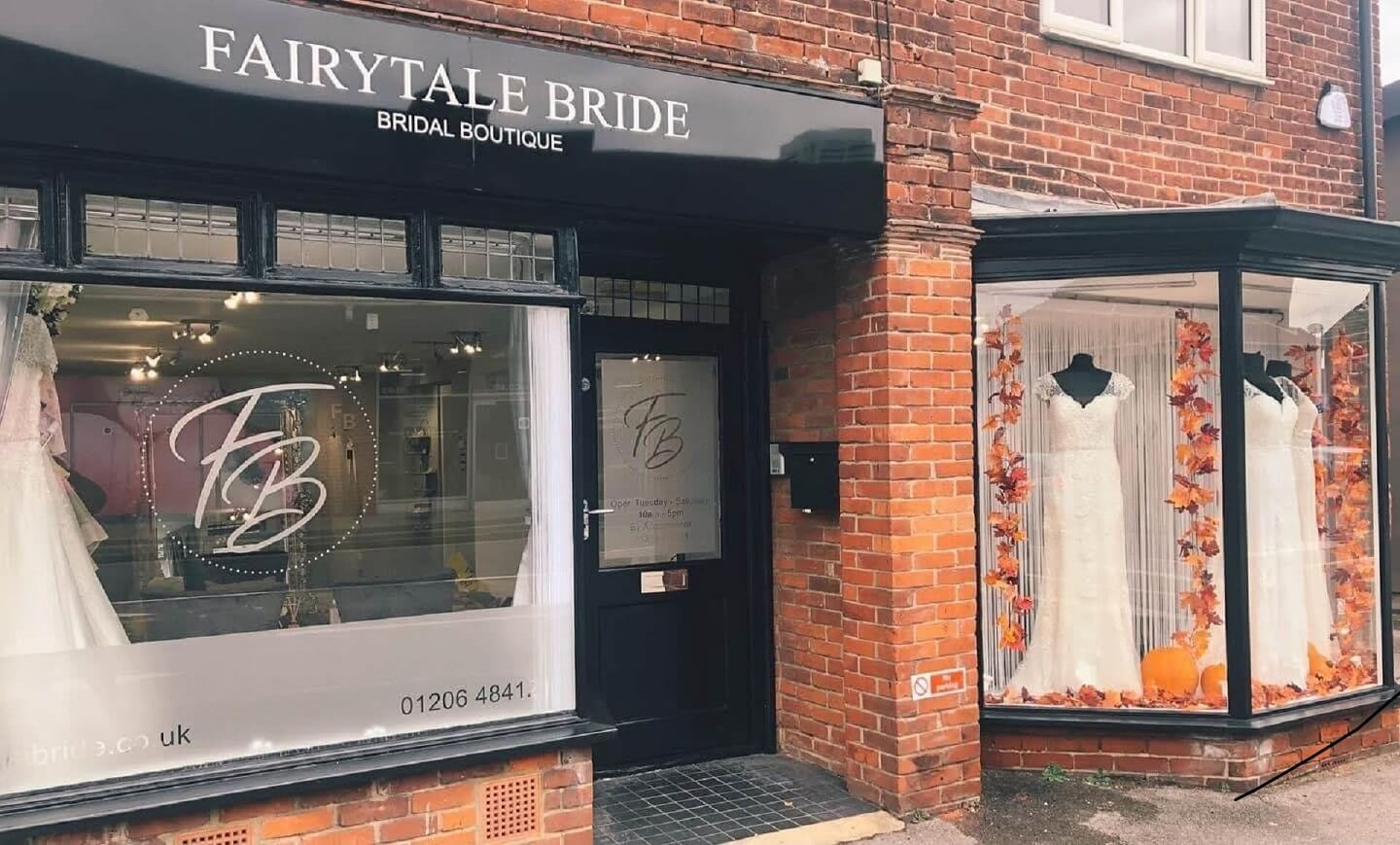 Wedding Dresses for Stowmarket Brides